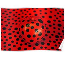 Fruit Insect: Ladybird Poster