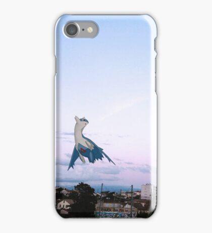 Latios blue sky iPhone Case/Skin