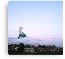 Latios blue sky Canvas Print