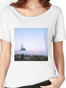 Latios blue sky Women's Relaxed Fit T-Shirt