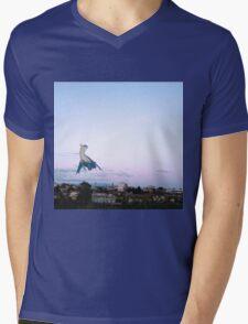 Latios blue sky Mens V-Neck T-Shirt