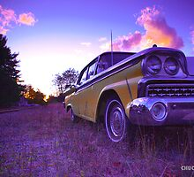 old car by Charles Blier