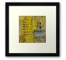 New York Series 2015 029 Framed Print
