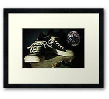All Star Framed Print