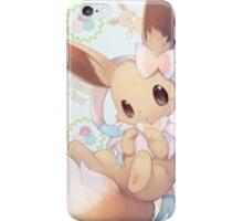 Cute Eevee iPhone Case/Skin