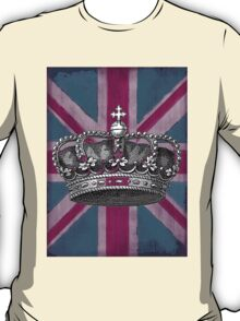 Union Jack and Crown T-Shirt