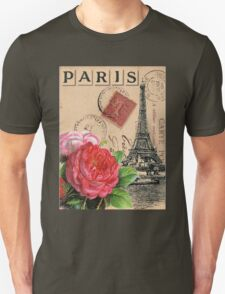 Paris II Unisex T-Shirt