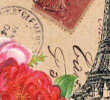 Paris II Sticker