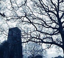 Church Ruins, Hopton on Sea, Norfolk by TeresaMiddleton