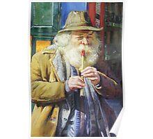 The tin Whistle Poster