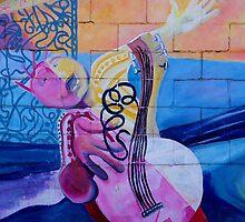 Strummin' On The Ol' Banjo by wiscbackroadz