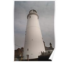 Southwold Lighthouse, Suffolk, UK Poster