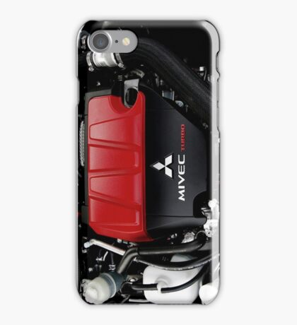 Mitsubishi 4b11 Cell Phone Case iPhone Case/Skin
