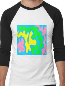 Colours Colors Men's Baseball ¾ T-Shirt