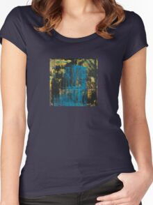 New York Series 2015 031 Women's Fitted Scoop T-Shirt
