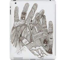 Dactiloscopia iPad Case/Skin