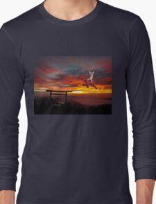 Latias in Japan Long Sleeve T-Shirt