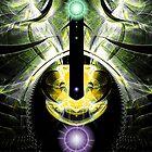 Disc Julian #17: Piston Ring  (UF0367) by barrowda