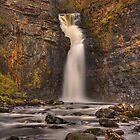 Lealt Falls (1) by Karl Williams