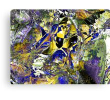 Three Layer Blender #5:  Cheap Sunglasses abstract (UF0368) Canvas Print