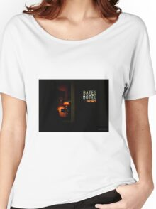 The Bates Motel Women's Relaxed Fit T-Shirt