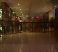 New York Queue by herbiefraser