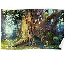 HxH - Backwoods Poster