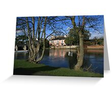 Avon Reflections Greeting Card