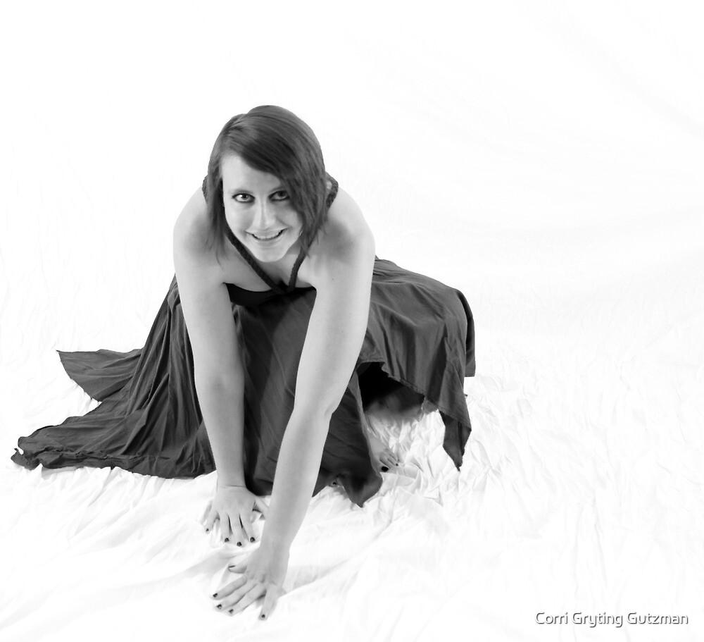 Vivian, Portrait 1: Dance of Life Part 1 by Corri Gryting Gutzman