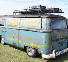 VW Camper, Norfolk, UK by TeresaMiddleton