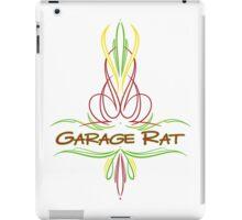 Garage Rat iPad Case/Skin