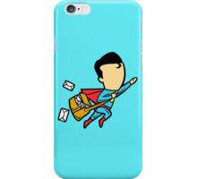 Super Postman iPhone Case/Skin