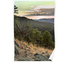 Gila National Forest, NM Poster