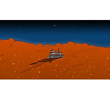 Roaming Mars Photographic Print