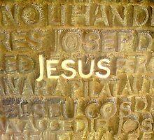 Jesus by Manuel Fernandes