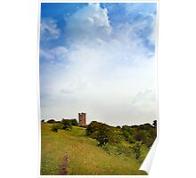 Broadway Tower, The Cotswolds, England Poster