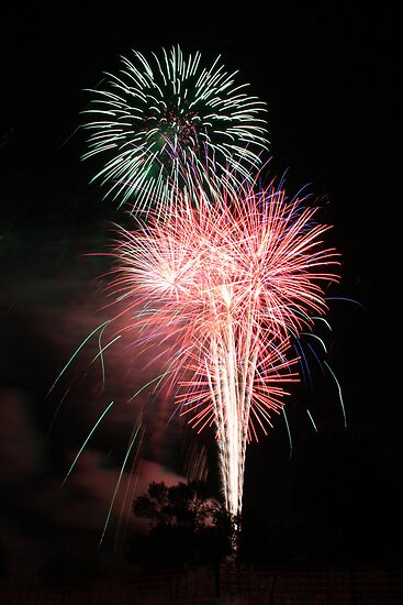 America Celebrates by Marija