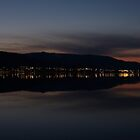Osoyoos Sunset by Jeff Ashworth & Pat DeLeenheer