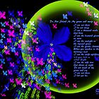 WHEN I DIE...DO NOT CRY FOR ME..PLEASE VIEW LARGER by Sherri     Nicholas