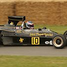 John Player Special - Ronnie Peterson by JohnBuchanan