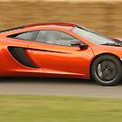 McLaren MP4-12c - Jenson Button by JohnBuchanan