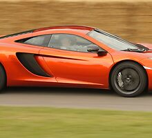 McLaren MP4-12c - Jenson Button by JohnBuchanan