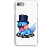 Mudkip The Fabulous iPhone Case/Skin