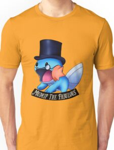 Mudkip The Fabulous Unisex T-Shirt