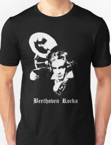 Beethoven Rocks! T-Shirt