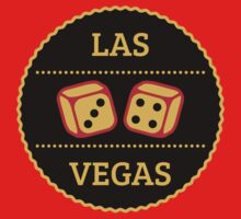 Las Vegas Patch (Nevada / 4C) Kids Tee