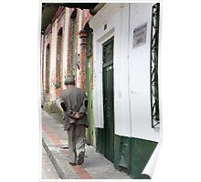 Wandering in Bogota Poster