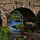 The East Dart River at Postbridge by moor2sea
