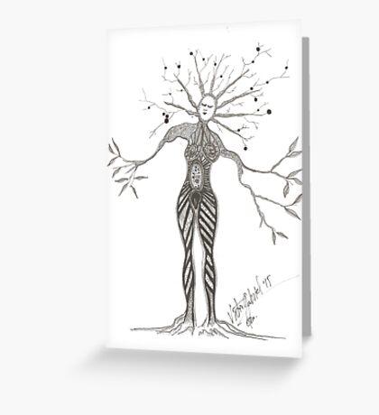 Naturaleza Greeting Card