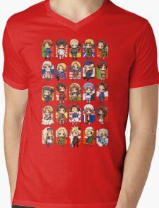 Hetalia Group Mens V-Neck T-Shirt